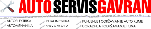 AS Gavran Logo